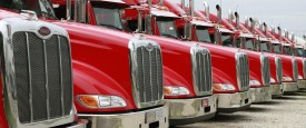 Vendas de caminhões devem crescer 9,5%